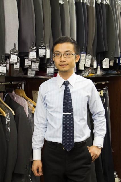 花蓮波羅蜜西服-訂製一件專屬襯衫